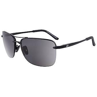 Dirty Dog Typhoon Sunglasses - Gunmetal/Green