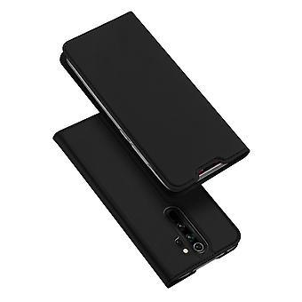 DUX DUCIS Pro-sarjan kotelo Xiaomi Note 8 Pro-tummanharmaa