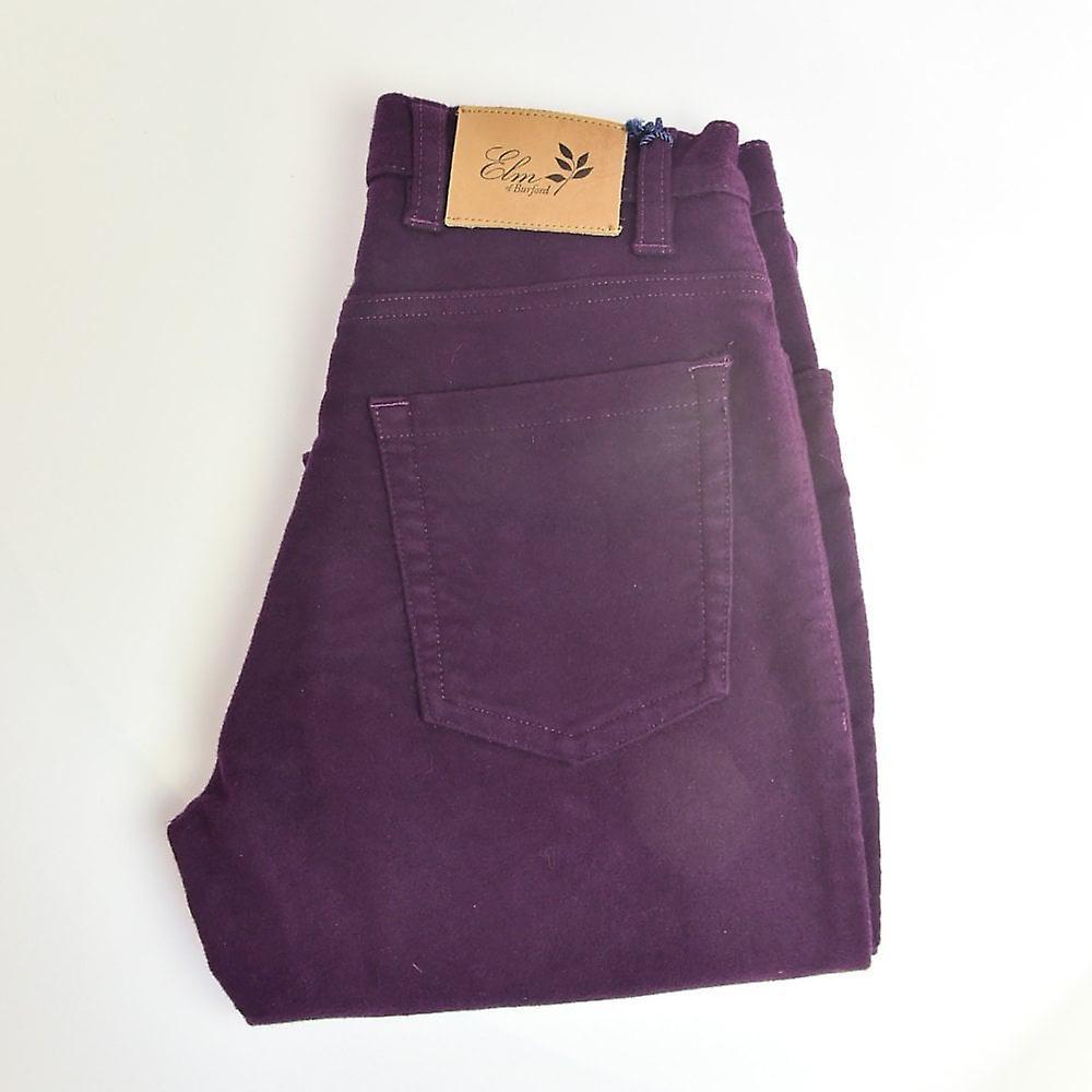 Elm Of Burford Stellamarie Moleskin Jeans