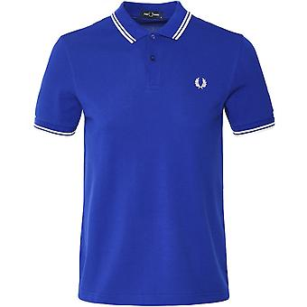Fred Perry Twin tippet Polo skjorte M3600 J27