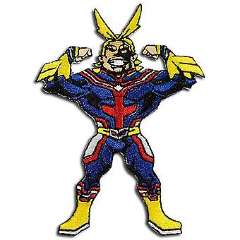 Patch - My Hero Academia - SD All Might New Licensed ge44722