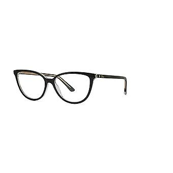Dior Montaigne 33 TKX Black Crystal Glasses