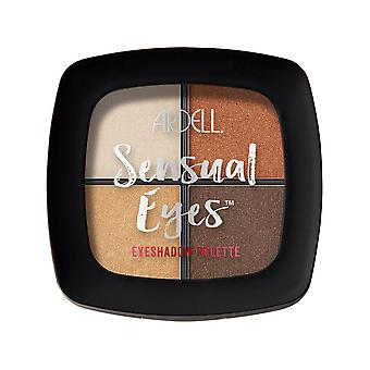 Ardell Beauty High Pigmented 4 Shade Sensual Eyeshadow Palette - Sunrise