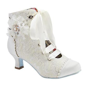 Joe Browns Couture Ivory Hitched Bridal Victorian Wedding Boots