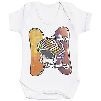 Skateboarding - Baby Bodysuit