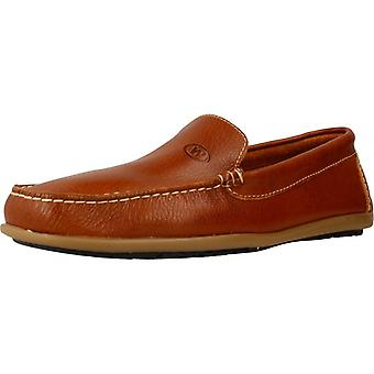 Edward's Moccasins 69636 Color Leather