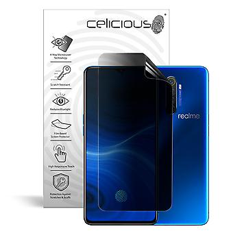 Celicious Privacy Plus 4-Way Anti-Spy Filter Screen Protector Film Compatible with Realme X2 Pro