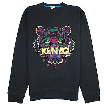 Kenzo Tiger Sweatshirt Noir/jaune
