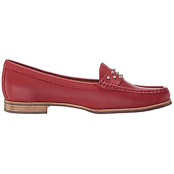 Driver Club USA Femmes-apos;s Cuir Made in Brazil Louisville Loafer