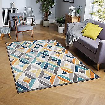 La Habana 114D Multi rectángulo alfombras modernas alfombras