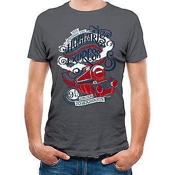 Harry Potter-Hogwarts Express T-paita