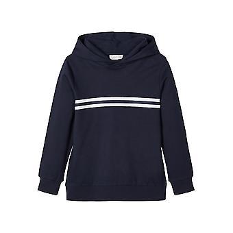 Name-it Sweater + Hood Thunder Dark Sapphire