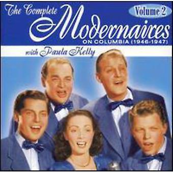 Modernaires - Modernaires: Vol. 2-Complete [CD] USA import