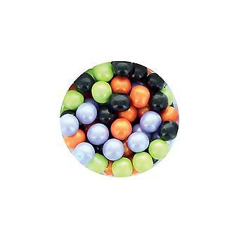 Cupcakes viola - Halloween 10mm Perle - 60g