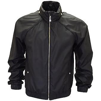 Versace Versus Zip veste en Polyester noir