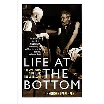 Life at the Bottom The Worldview That Makes the Underclass by Dalrymple & Theodore
