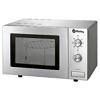 Microwave with Grill Balay 3WGX2018 18 L 800W Stainless steel