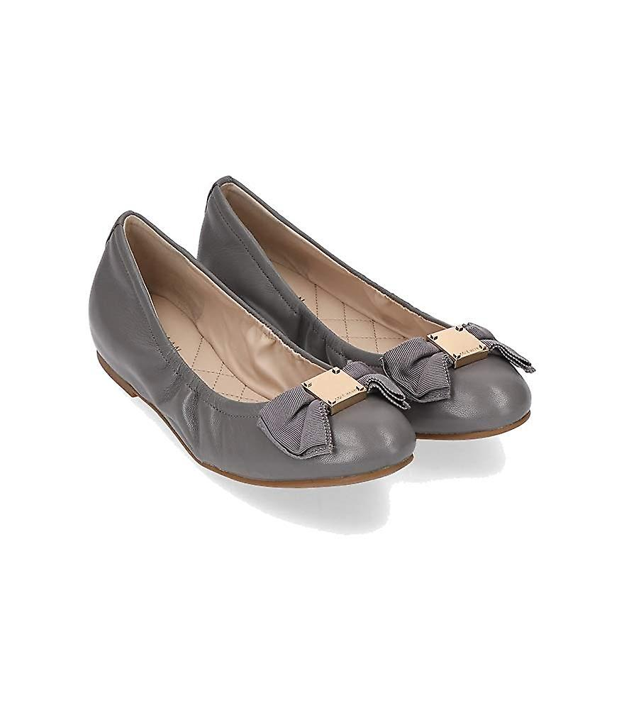 Cole Haan Womens Tali Bow Ballet Closed Toe Ballet Flats