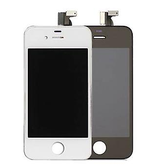 Accessoires gecertificeerd® iPhone 4 display (LCD + touch screen + Parts) A + kwaliteit-wit