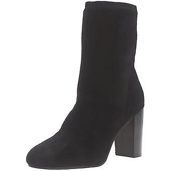 Vince Camuto Womens Sendra Closed Toe Mid-Calf Fashion Boots