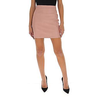 Andamane Bertharsa Women's Nude Viscose Skirt