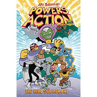 Powers in Action Volume 1 by Art Baltazar