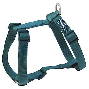 Freedog Harness Nylon Basic Green (Dogs , Collars, Leads and Harnesses , Harnesses)
