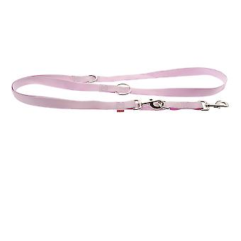 Ferribiella Doppeltrainings-Nylonband (Hunde , Für den Spaziergang , Leinen)