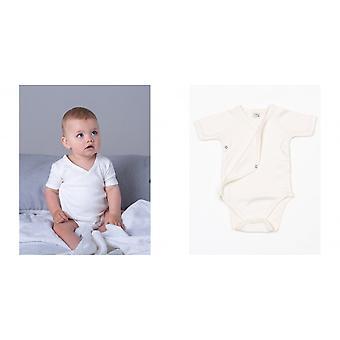 Babybugz Baby Unisex Organic Cotton Kimono Bodysuit