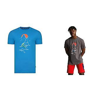 Dare 2B Mens Eventide montanha Print T-shirt