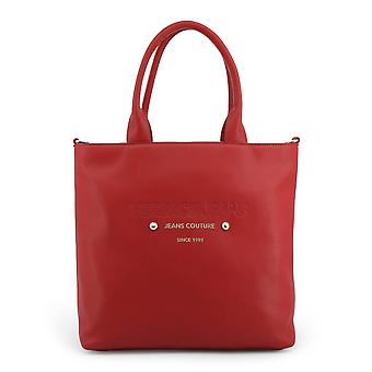 Versace Jeans Original Women Fall/Winter Shopping Bag - Red Color 32593