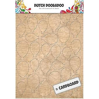 Dutch Doobadoo Dutch Cardboard art balloons A5 472.309.010