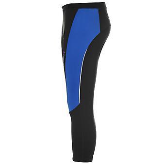 Muddyfox Womens Ladies Cycle Padded Capris Elasticated Waist Pants Bottoms