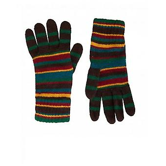 Paul Smith Accessories Striped Gloves