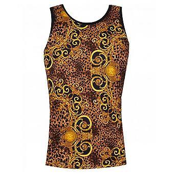 Versace Jeans Couture Baroque Print Vest