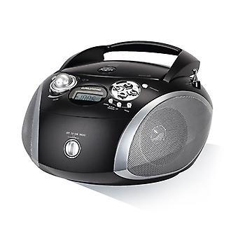 CD Radio Grundig GDP6330 USB 2.0 MP3 Black