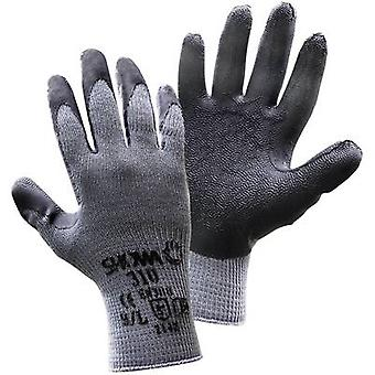 Showa Grip Black 14905-8 Cotton, Polyester Protective glove Size (gloves): 8, M EN 388 CAT II 1 Pair