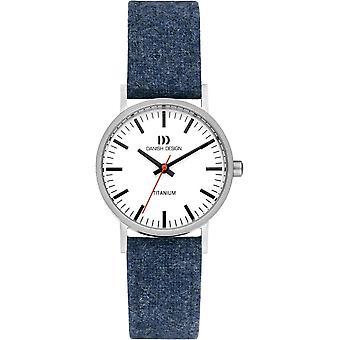 Diseño danés IV42Q199 Rhine Reloj de mujer