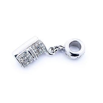 Koraliki damskie Viceroy VMM0254-10 Srebrny (1 cm)