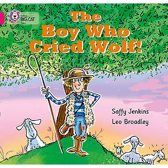 Boy who Cried Wolf by Saffy Jenkins
