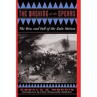 Pesu Keihäiden - nousu ja lasku Zulu Kansakunnan Do