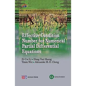Effective Condition Number for Numerical Partial Differential Equatio
