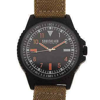 SoulCal Unisex TKL03 Watch S92