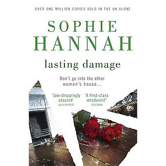 Lasting Damage by Sophie Hannah - 9780340980682 Book