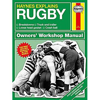 Rugby - Haynes Explains by Boris Starling - 9781785216626 Book