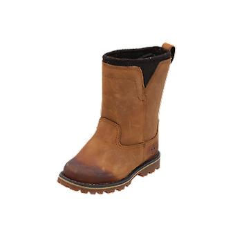 Timberland Cedar Grove 8 InWPPull On Kids Girl Boots Brown