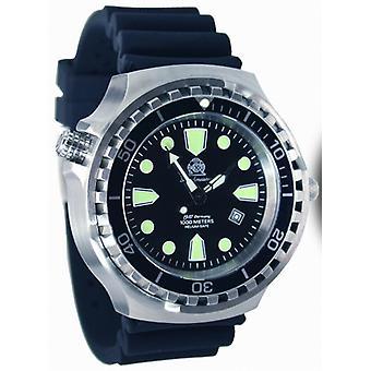 Tauchmeister T0253 Diver Craft 1000 m XXL automatisch horloge