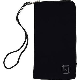 Norissy SoftCase Large Sleeve Universal Universal Black