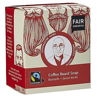 Fair Squared Barba Soap with Coffee 2 80 gr