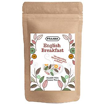 Praana Tea - English Breakfast Tea With Safflower Petals - 500g